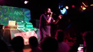 Dark Time Sunshine Never Cry Wolf LIVE at Belly Up