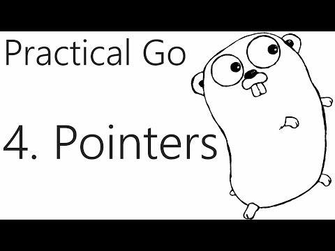 Pointers - Go Lang Practical Programming Tutorial p.4