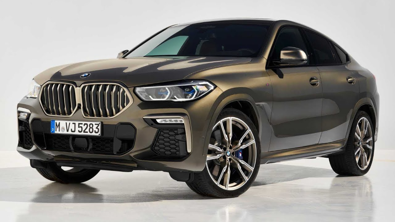 Bmw Luxury Suv 2020