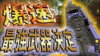 【COD:BO4】🐨オススメ武器! RAMPART17