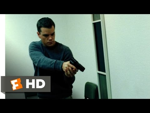 The Bourne Supremacy (3/9) Movie CLIP - Escaping in Naples (2004) HD