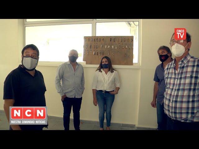 CINCO TV - Julio Zamora monitoreó trabajos de mantenimiento en más escuelas de Tigre