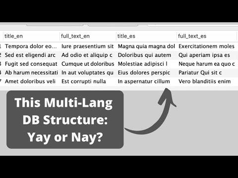 """Multi-Language Laravel: Part 2 - DB Models with """"title_en"""""""
