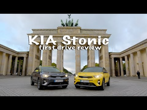 Kia Stonic launch first drive review