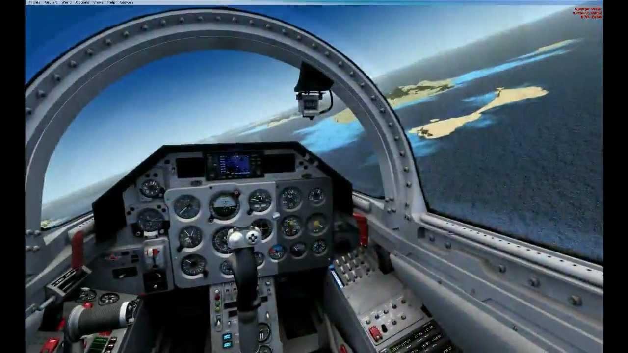 Car Simulator Games >> Microsoft Flight Simulator X Fighters Tribute - YouTube