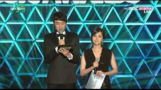 [111124] 2011 Melon Music Awards - Lee Kwang Soo MC cut
