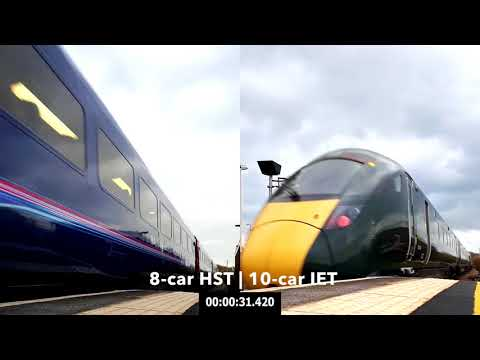 HST vs IET: Which has the best acceleration using their diesel power?