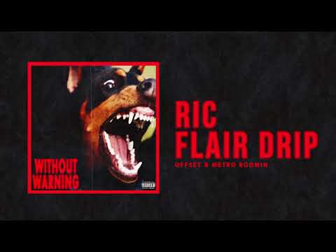 "Thumbnail: Offset & Metro Boomin - ""Ric Flair Drip"" (Official Audio)"
