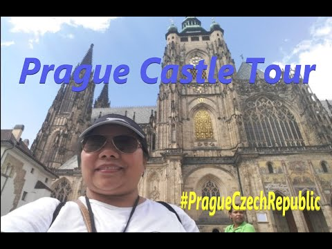 Prague, Czech Republic Escapade (No.4) Prague CASTLE TOUR