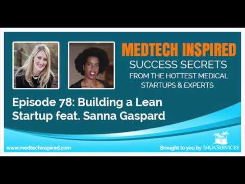078   Building a Lean Startup feat  Sanna Gaspard