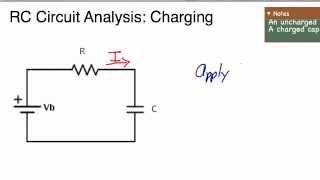 AP Physics C - RĊ Circuit Charging