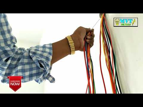 how to simple house wiring part 4 for apartment children bed roomhow to simple house wiring part 4 for apartment children bed room full wiring part 4