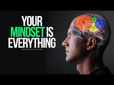 Mindset Is Everything! There Is No Greater Asset! - Motivational Speech
