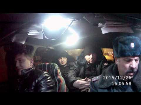 Когалым - 2015.12.26 Пьяный за рулем