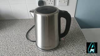 Aigostar Rob 300104JPL Electric Steel Kettle (Review+Testing)