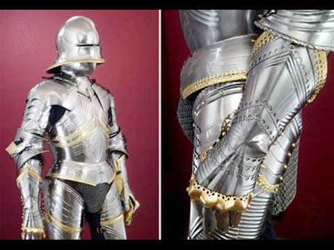 MEDIEVAL WEAPONS. Heavy Armour