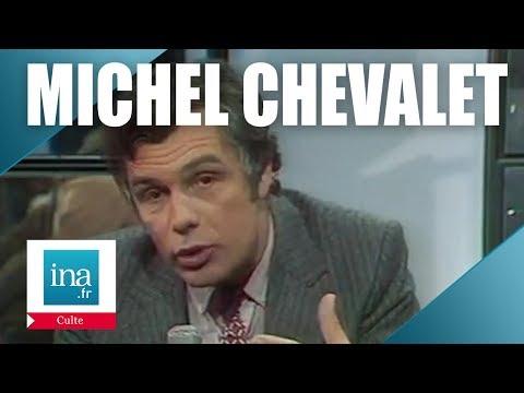 Culte : Michel Chevalet 'Le problème des vaches avec le TGV' | Archive INA