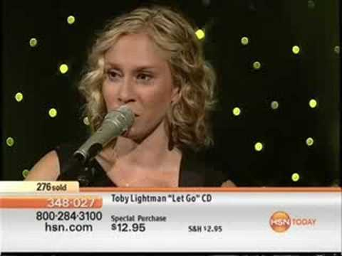 Toby Lightman - Love Is All Around (Live on HSN)