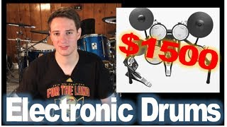 The Best Electronic Drumsets for $1500-$1900