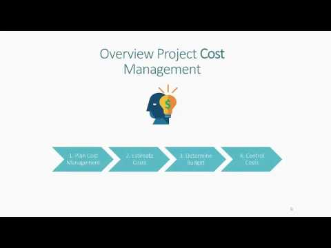 Project Cost Management - PMBOK 5