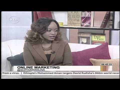 Morning express discussion on social media marketing