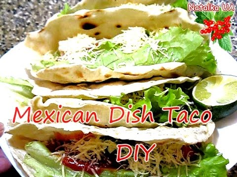 How to cook mexican tacos at home mexican food easy recipe how to cook mexican tacos at home mexican food easy recipe tutorial forumfinder Images