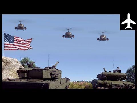 Americans at Top Tier | War Thunder