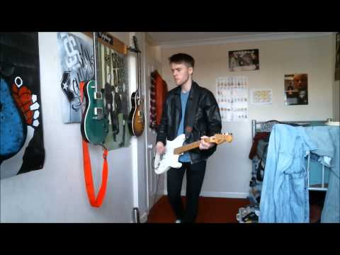 Kids In Glass Houses - Matters At All (Cover) @jackexer