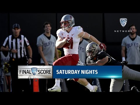 Highlights: No. 8 Washington State football's defense comes alive in win at Colorado