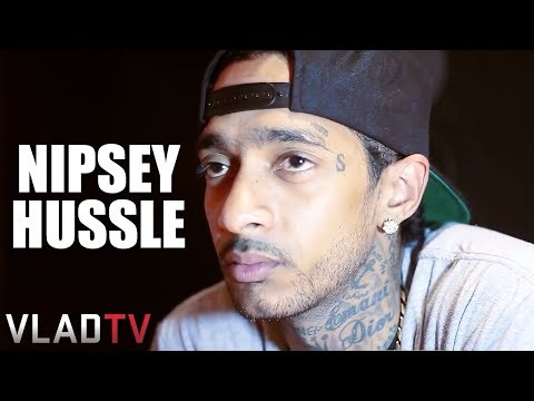 Nipsey Hussle Details Decision to Join Rollin' 60s Crips