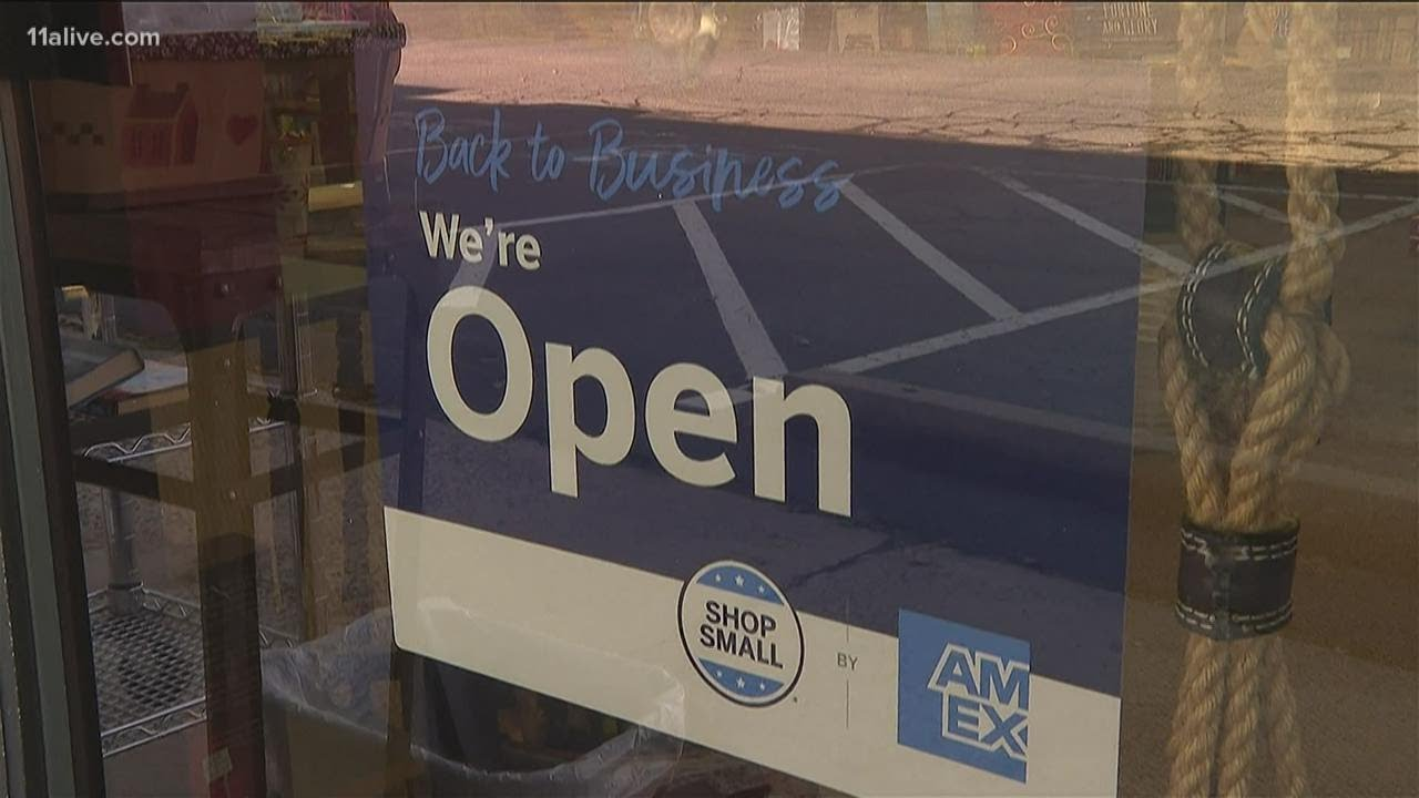 Local Businesses Hope Small Business Saturday Provides Boost ...