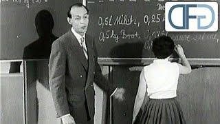 Der Lehrerberuf in den 50er Jahren Dokumentation, 1959