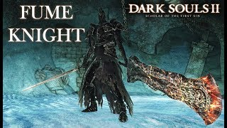 Fume Knight Boss Fight | Dark Souls II