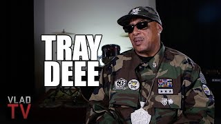 Tray Deee Speaks on