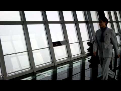 China Feb 2011 - Shanghai - World Financial Center - 492 mt - #2 in Shanghai