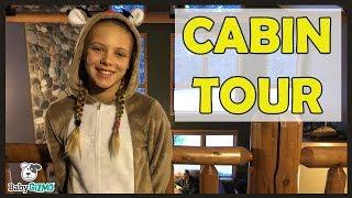 Wilderness Resort Cabin Condo Tour at the Wisconsin Dells