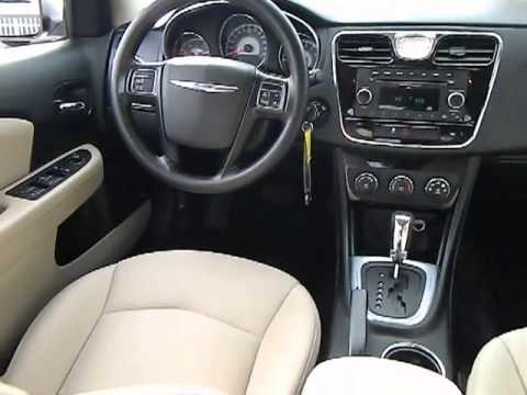 2012 Chrysler 200  LX Sedan 4D Los Angeles Van Nuys Burbank North