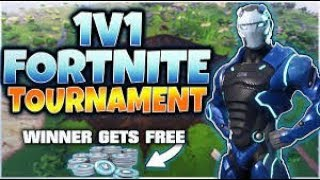 FORTNITE 1 VBUCKS TOURNAMENT/VBUCKY AWARDS?! ANNOUNCEMENT! Discord/! GW///ROAD TO 6K//