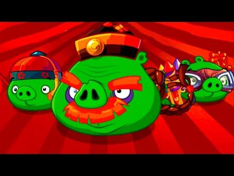 Мультик игра Angry Birds Epic #67 развлекательное видео для детей про птичек Bad Piggies #KID