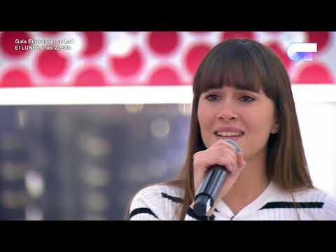 ARDE - Aitana | Segundo pase de micros para la GALA EUROVISIÓN | OT 2017