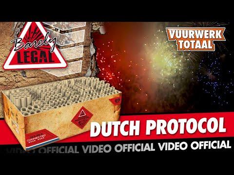 Dutch Protocol - Barely Legal vuurwerk - Vuurwerktotaal [OFFICIAL VIDEO]