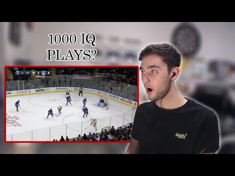 NHL Smart Plays! (British Reaction)