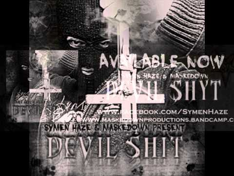 Symen Haze - Schwarze Messen (Produced By Maskedown)