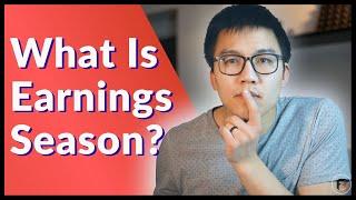 What is Earnings Season? Basics On Earnings Seasons for Beginner Investors   Earnings Season FAQ
