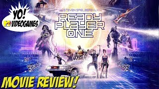 Ready Player One! Movie Review - YoVideogames