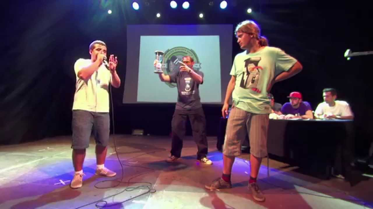 Download Zikan vs Grison - Final - Spanish Beatbox Battle