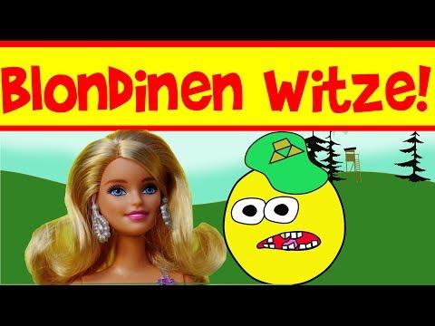 Blondinenwitze zum totlachen auf deutsch -  Lustige Witze vorgeschlagen von Zuschauer