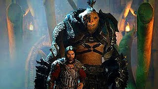 SHADOW OF WAR - 90 Minutes of AMAZING Gameplay Part 1 (PS4, XBOX ONE, PC) 2017