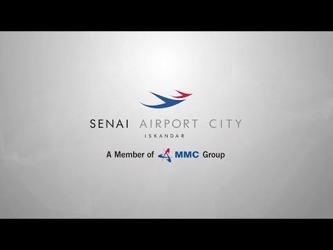 Senai Airport City Corporate Video