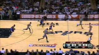 Klay Thompson 34 points @ Spurs (Full Highlights) (2013 NBA Playoffs GM2) ᴴᴰ